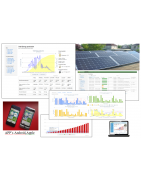 Solar monitoring follow APP