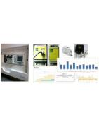 Nul op de Meter NoM Energie monitoring kWh module s0 poort